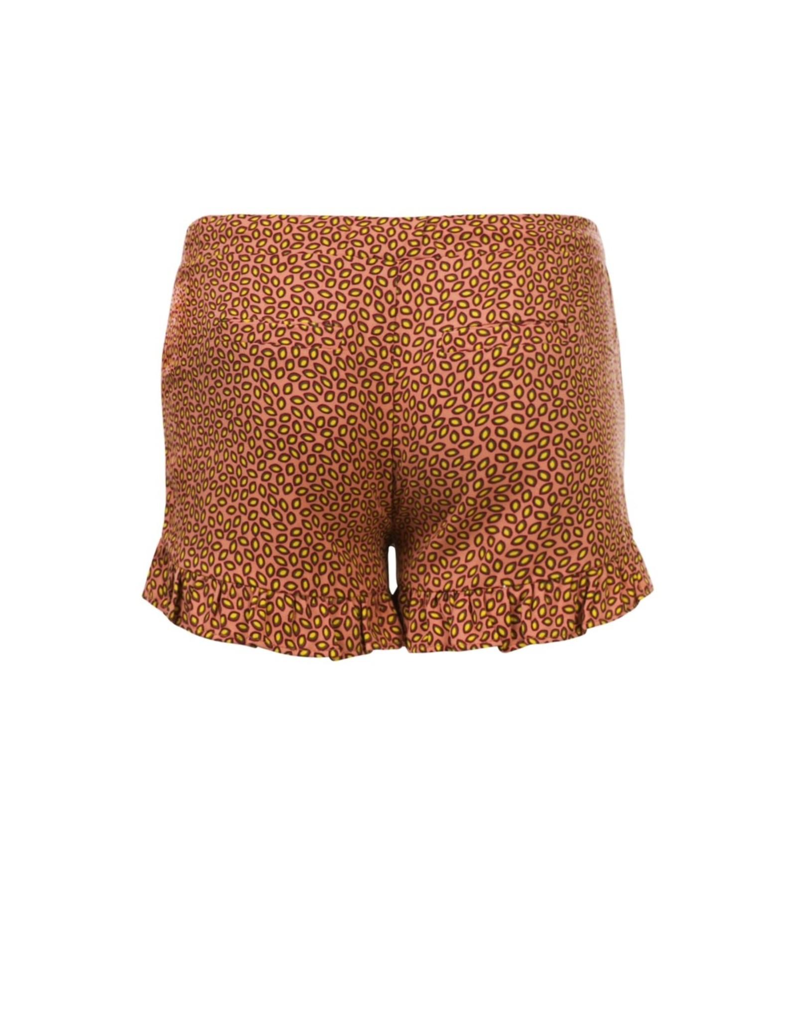 Looxs Girls shorts Coral