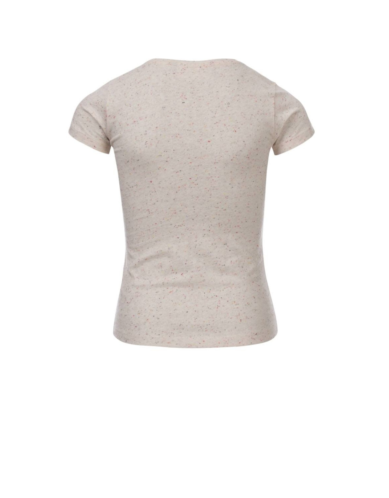 Looxs Girls T-shirt spikkel sand