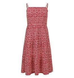 Looxs Little woven long dress w Floral ao
