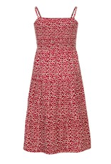 Looxs Little woven long dress w Floral ao