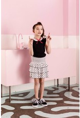 Looxs Little top with collar black