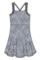 Quapi ABELLYN S204 Dark Blue Zigzag