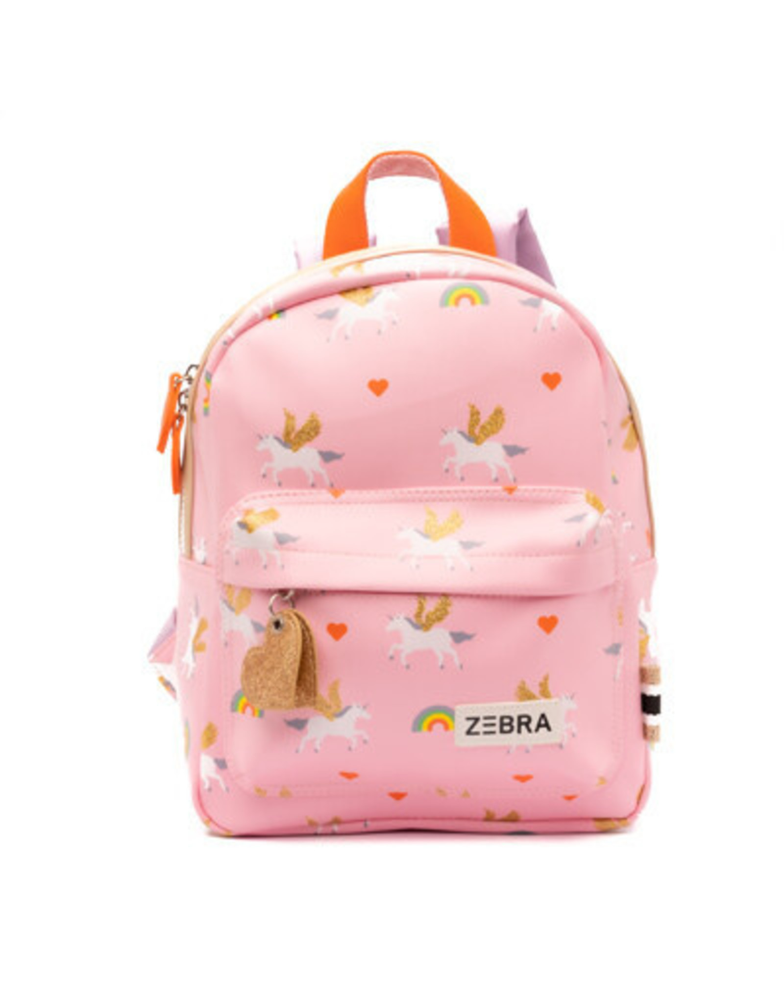 Zebra Rugzak Unicorn love S