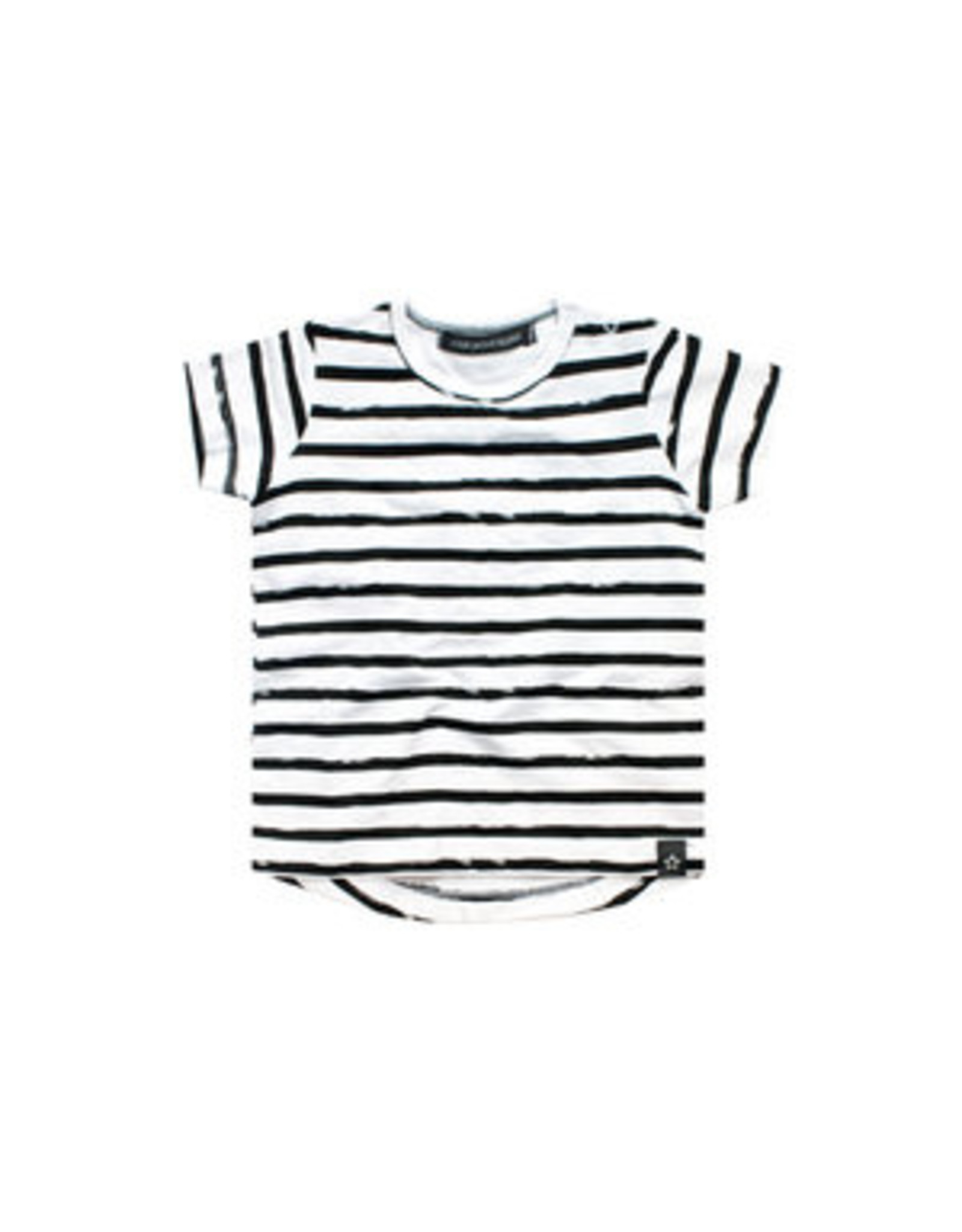 Your Wishes Stripes Off-White   Shortsleeve