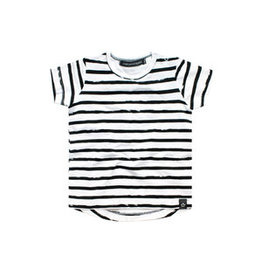 Your Wishes Stripes Off-White | Shortsleeve