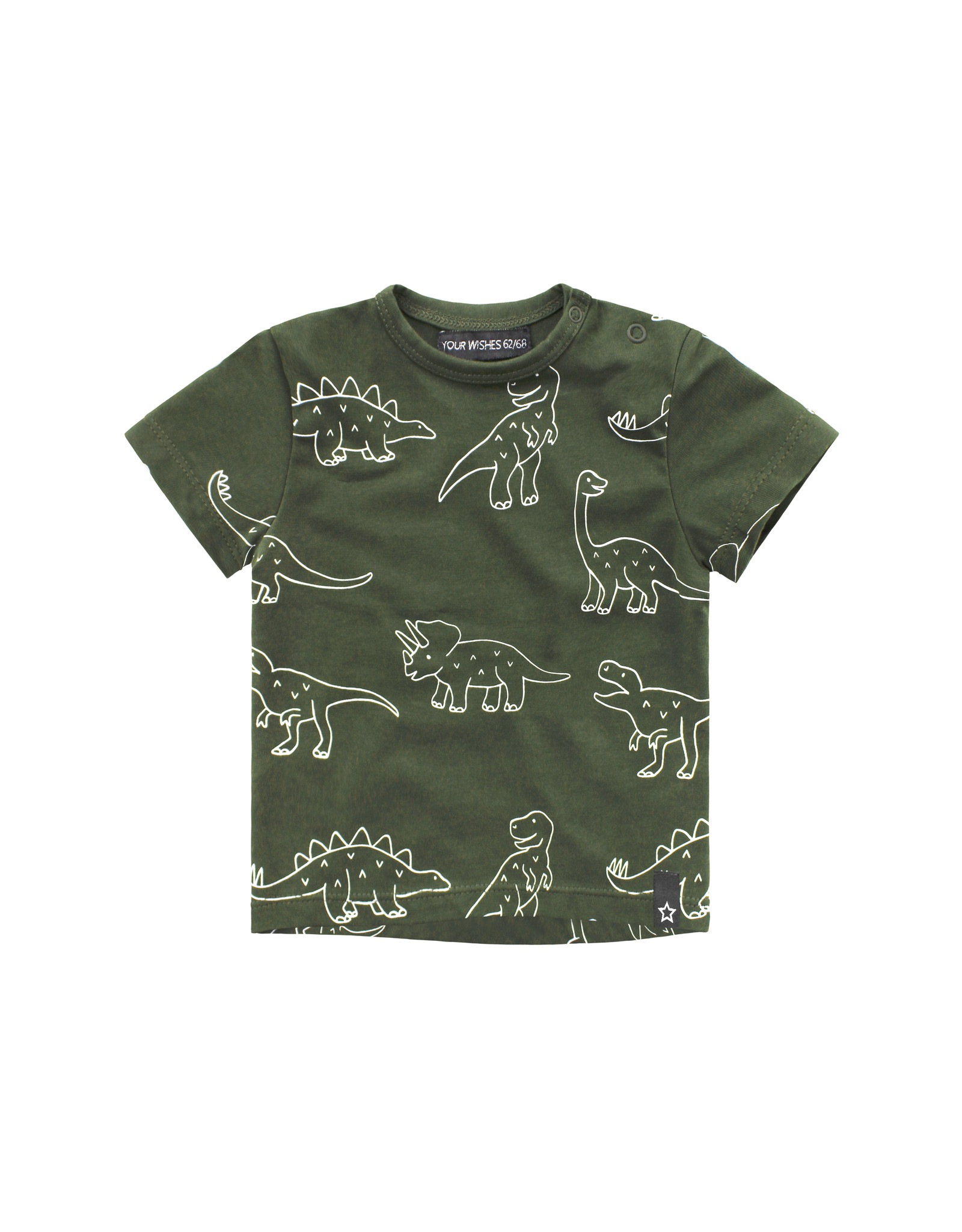 Your Wishes Dinosaurs | Shortsleeve NOS
