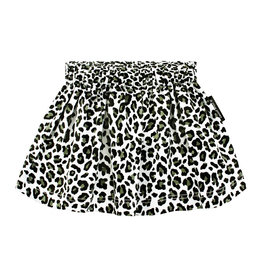 Your Wishes Leopard Camo - Skirt