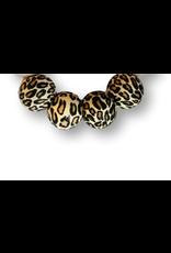 Chewies&more Chewie Basic Combinatie Leopard/Black