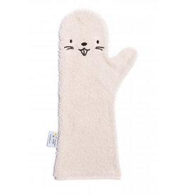 Invented 4 kids Shower Glove beaver roze