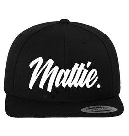 KMDB Cap zwart Mattie