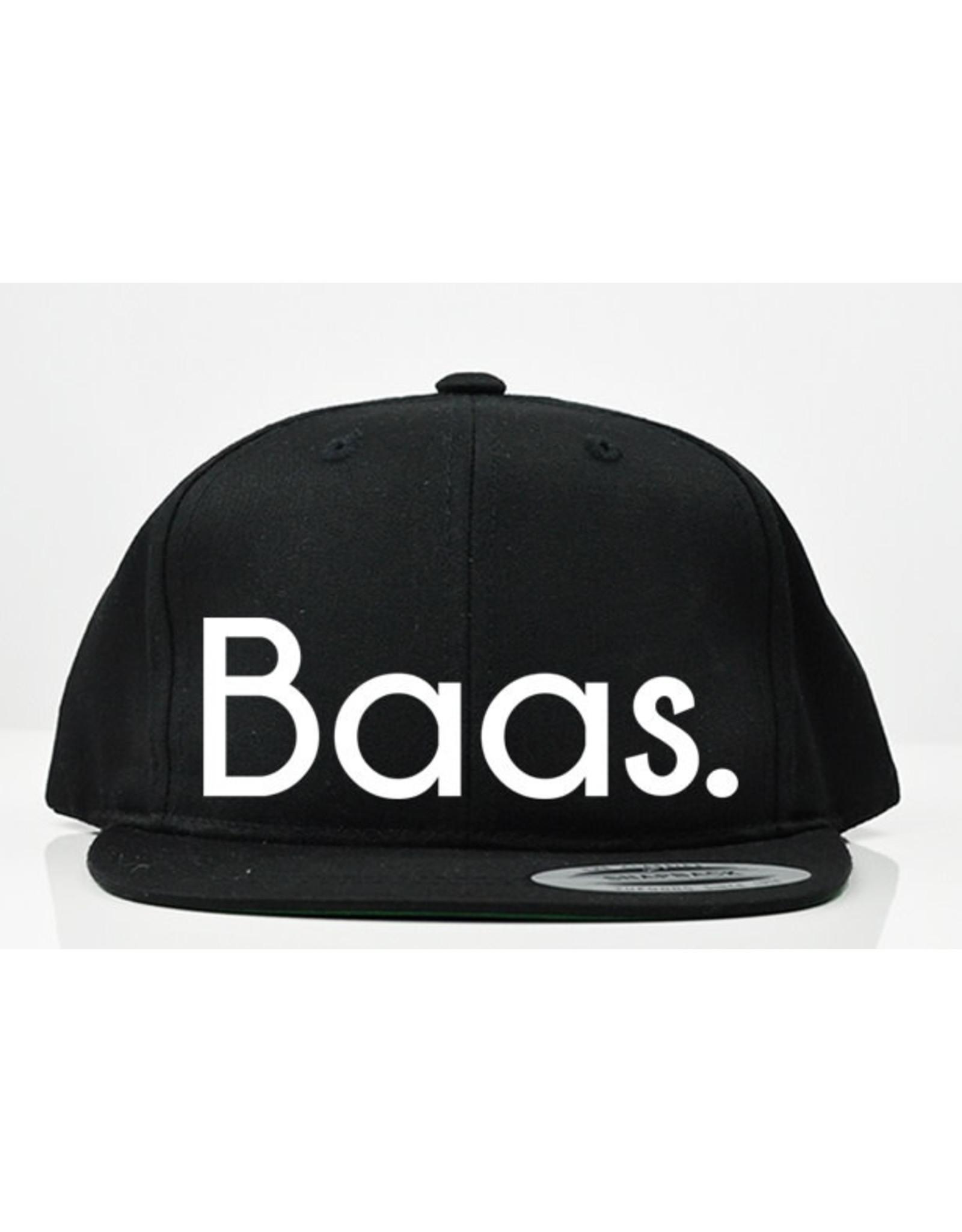 KMDB Cap zwart Baas