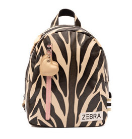Zebra Rugzak Zebra Pink S