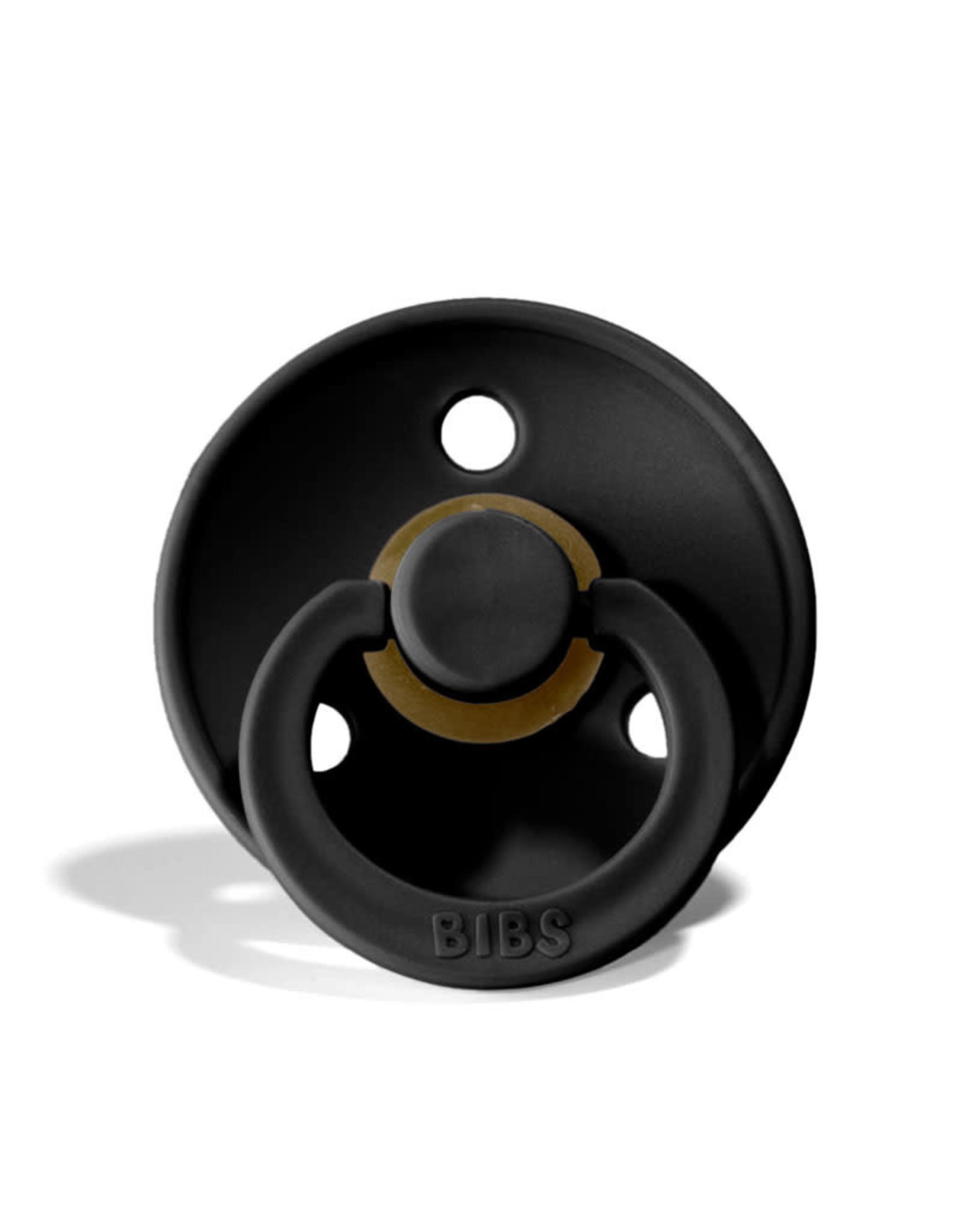 Bibs Fopspeen Black maat 1