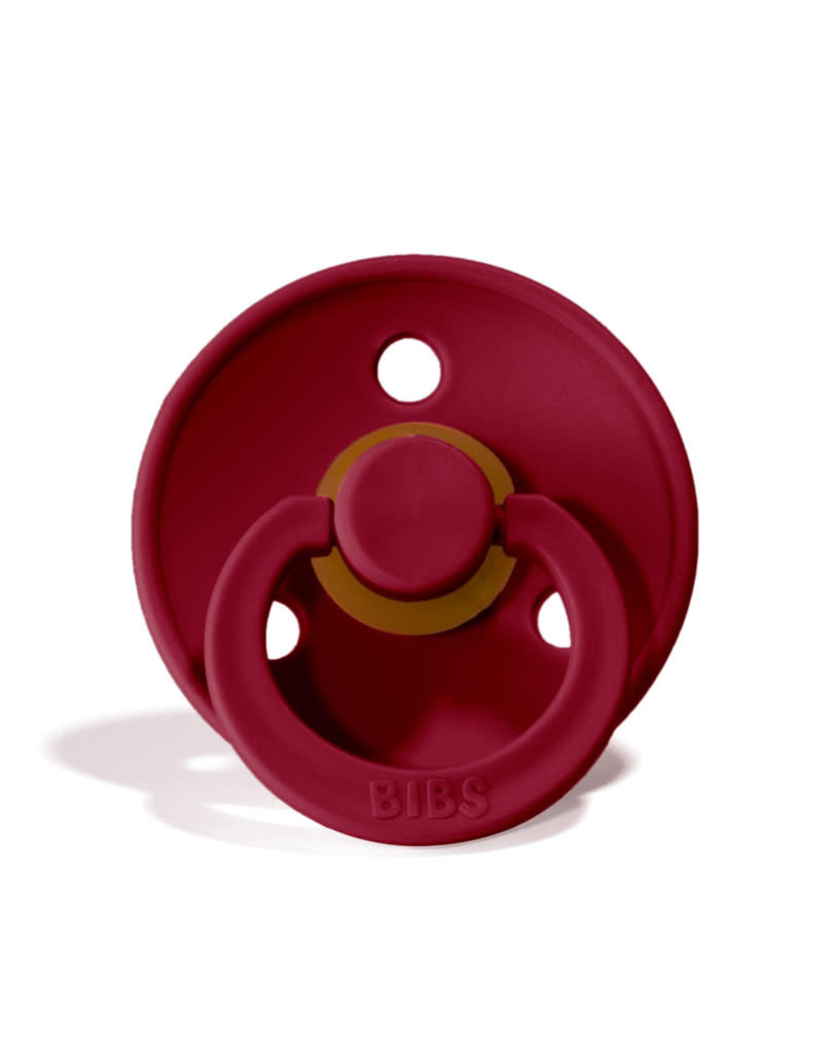 Bibs Fopspeen Ruby maat 2
