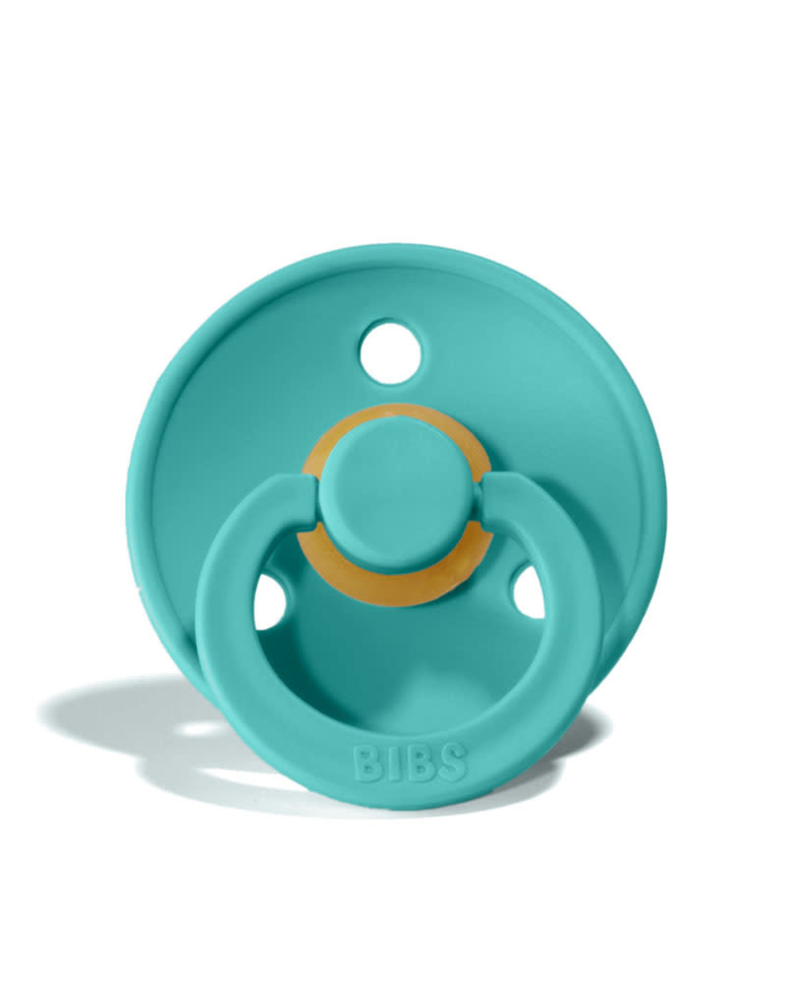 Bibs Fopspeen Turquoise maat 1