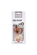 Bibs Fopspeen Woodchuck/Blush maat 3