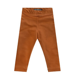 Your Wishes Cognac Jersey Legging