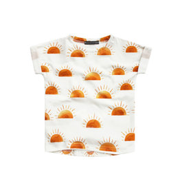 Your Wishes Sunset Boxy Tee