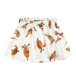 Your Wishes Turtles Skirt