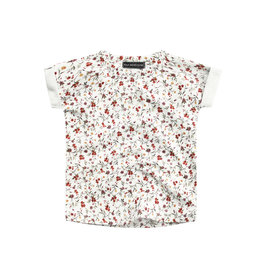 Your Wishes Pressed Blooming Boxy Tee