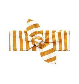 Your Wishes Ochre stripes Headband