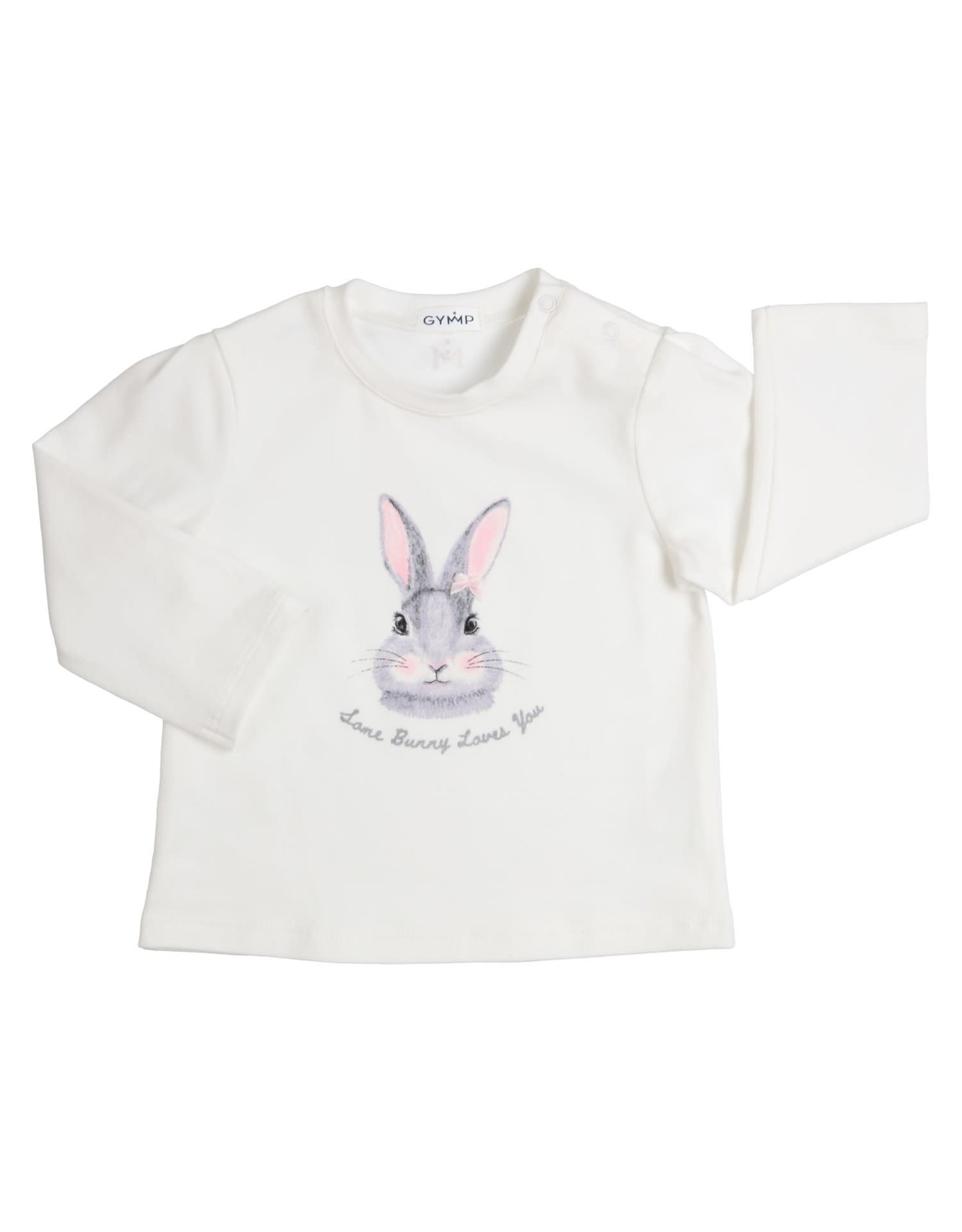 Gymp LONGSLEEVE - SOME BUNNY LOVES OFF-WHITE