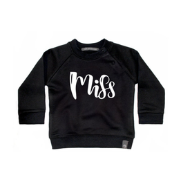 Your Wishes Miss sweater Black