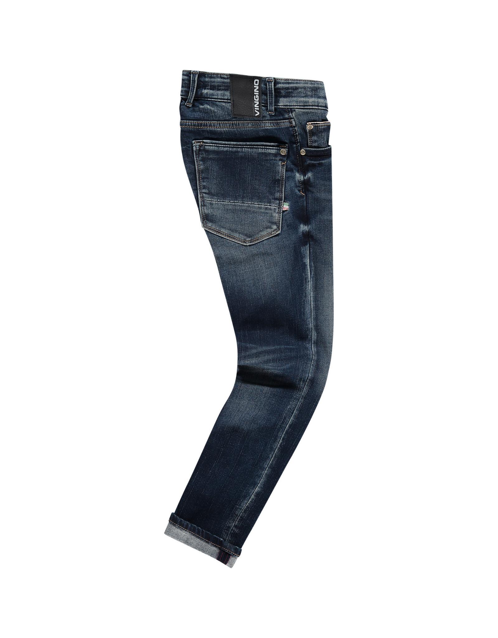 Vingino Amos 154 Blue vintage Skinny
