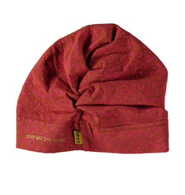 BESS Hat Knot AOP Coral