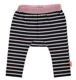 BESS Legging Striped Antracite