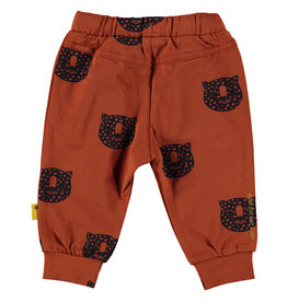 BESS Pants Tiger AOP Rusty