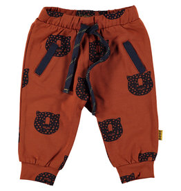 BESS Pants Tiger AOP Rusty
