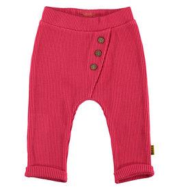 BESS Pants Waffle Coral