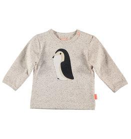 BESS Shirt l.sl. Penguin Sand