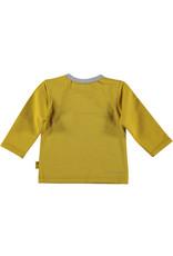 BESS Shirt l.sl. Pocket Ocre
