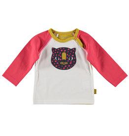 BESS Shirt l.sl. Tiger White