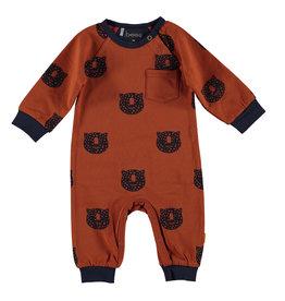 BESS Suit AOP Tiger Rusty