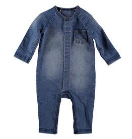 BESS Suit Jogdenim Stone Wash