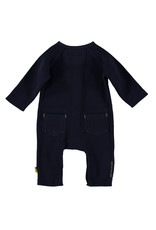 BESS Suit Waffle Navy