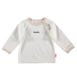BESS Shirt l.sl. Mini White