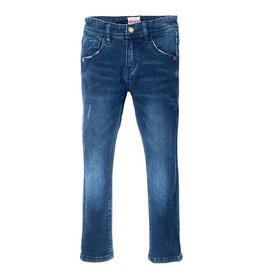 Sturdy Slim fit denim - Winter Denims d.Blauw denim