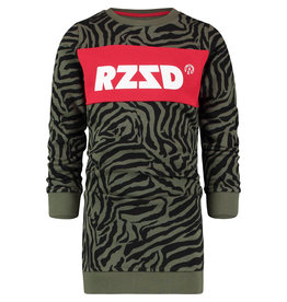 Raizzed Dublin Army Zebra
