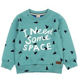 Sturdy Sweater I Need - Spacelab Jade Groen