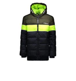 Tygo & vito T&v contrast neon jacket 365 d.army