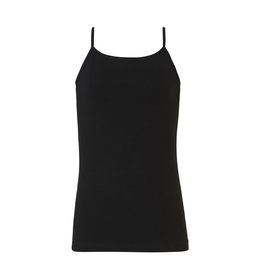 Ten Cate Basic Spagetti Top Black