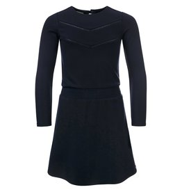 Looxs Girls dress Midnight