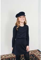 Looxs Girls dress Midnight