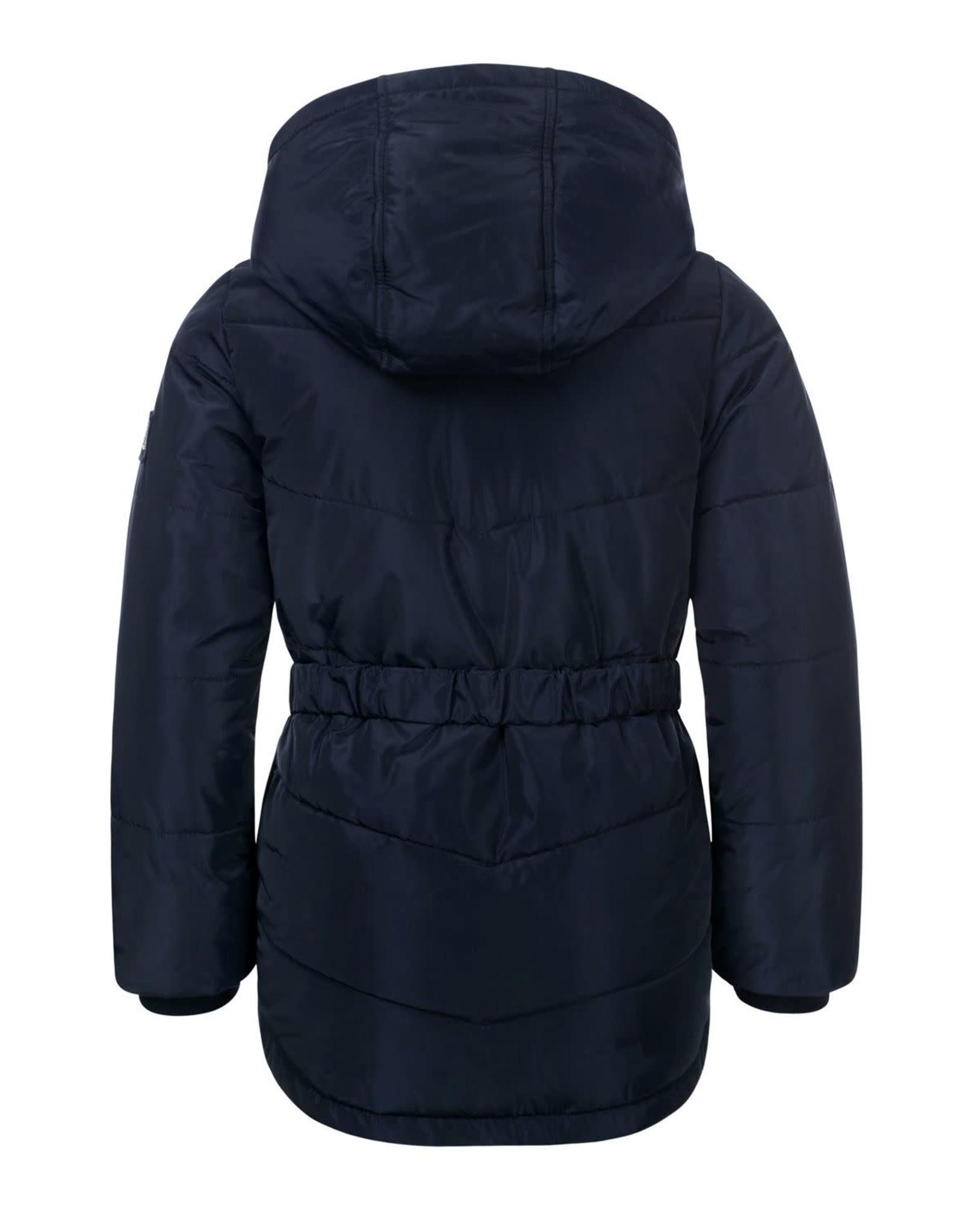 Looxs Girls Parka outerwear jacket Midnight
