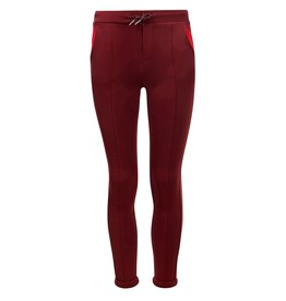 Looxs Girls sweat pants Merlot