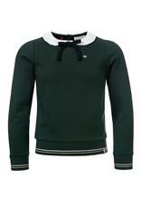 Looxs Little collar sweater Navy